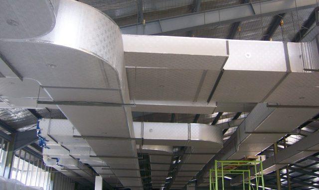 Detail dan Kelebihan AC Ducting