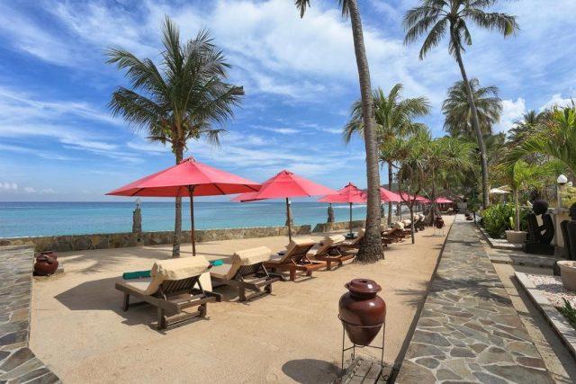 Super Mewah, Inilah 4 Hotel di Lombok Terbaik dengan Private Beach