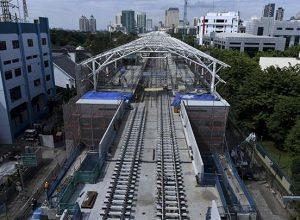 Sinarmas Land Tertarik Dengan Proyek Transportasi MRT