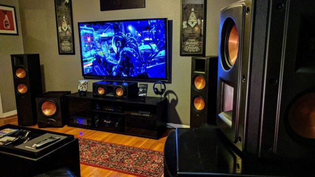 Cara Pasang Home Theater Dengan Tampilan Audio Visual Tepat