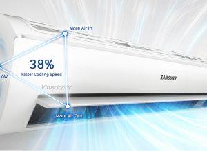 Berbagai Pilihan AC Hemat Energi Merek Samsung